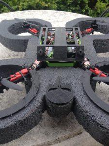 Drone del CFP Trissino al Concorso Drone War Game 2017