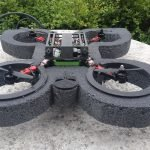 Drone della Scuola Formazione Professionale Trissino al Concorso Drone War Game 2017