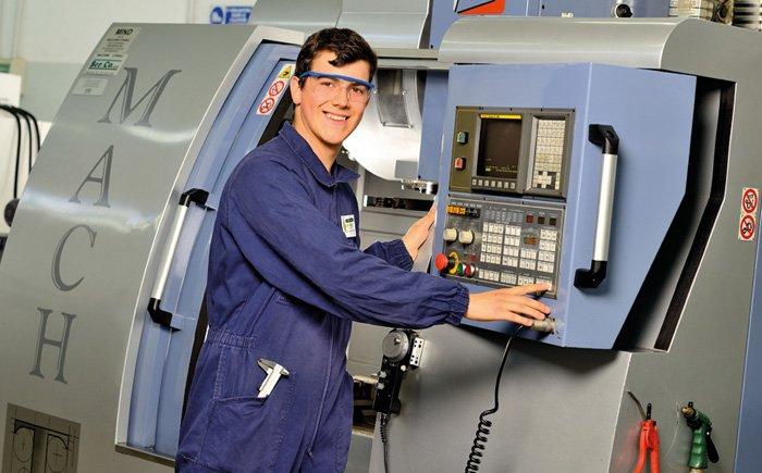 corso operatore meccanico e tecnico cnc