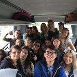 Studenti del corso addetti alla vendita del CFP Trissino a Milano