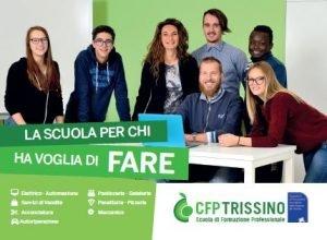 Brochure del CFP con corsi di formazione professionale e qualifiche professionali