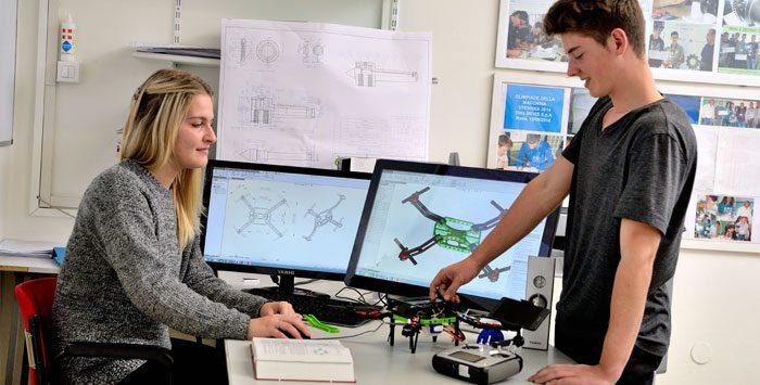 cfp trissino coding robotica laboratorio