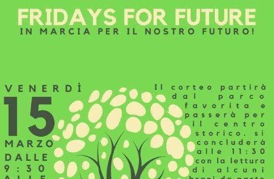 cfp trissino fridays for future