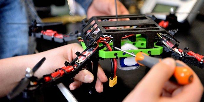 stage in azienda elettronica robotica cfp trissino