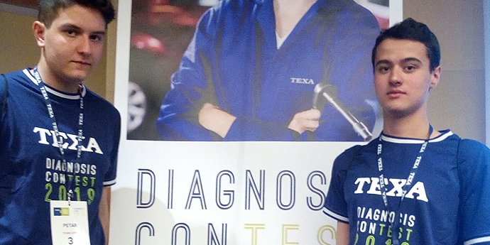 cfp trissino al texa diagnosis contest 2019
