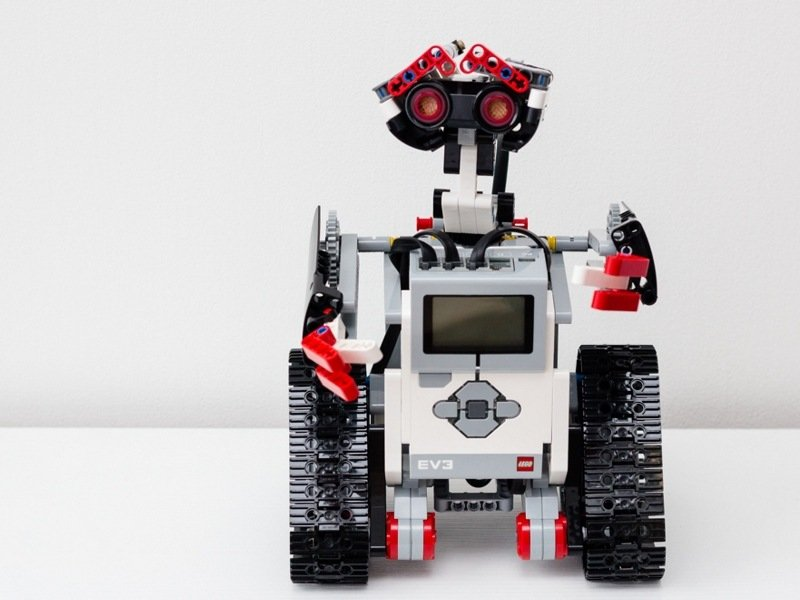 robot educativi lego mindstorms ev3